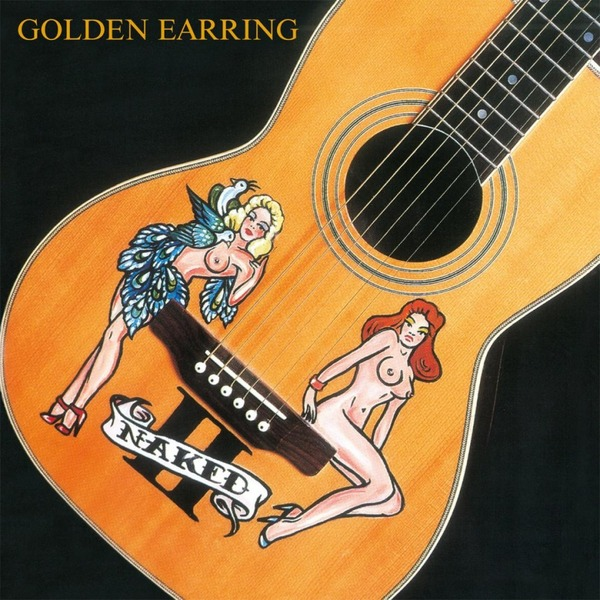 лучшая цена Golden Earring Golden Earring - Naked Ii (colour)