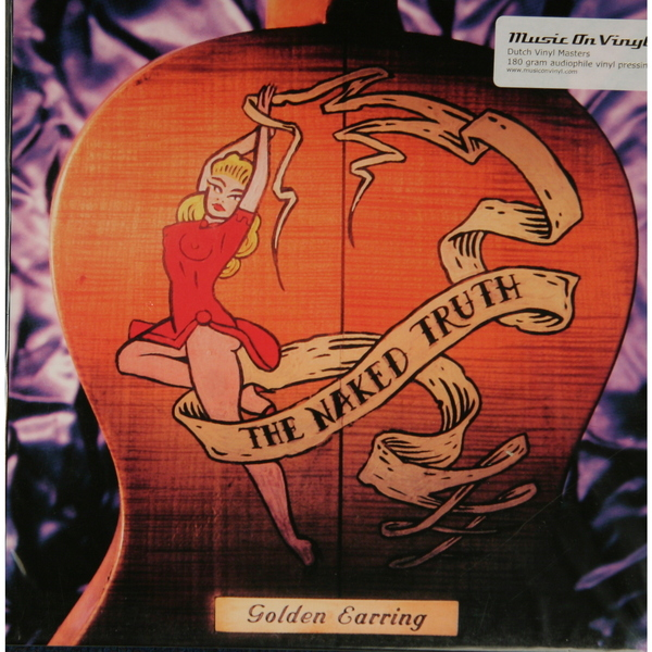 лучшая цена Golden Earring Golden Earring - The Naked Truth (2 Lp, 180 Gr)