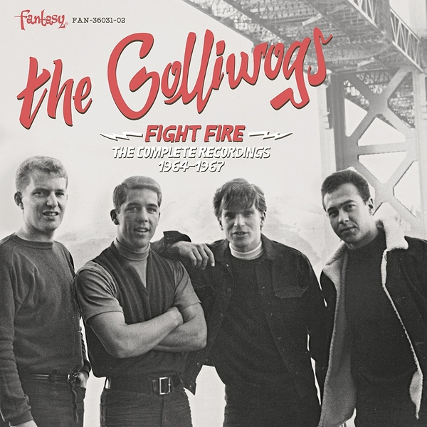 Golliwogs Golliwogs - Fight Fire: Complete Recordings 1964 - 1967 (2 LP) water fight nozzle backpack fire gun toys