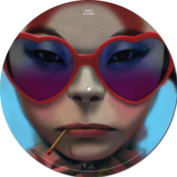Gorillaz Gorillaz - Humanz (2 Lp, Picture Disc) цена