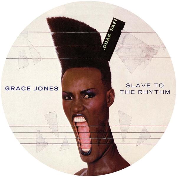 Grace Jones - Slave To The Rhythm (picture)