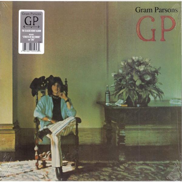 Gram Parsons Gram Parsons - Gp (180 Gr) rush feedback 200 gram