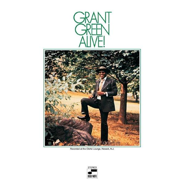 Grant Green #8206;- Alive! (180 Gr)