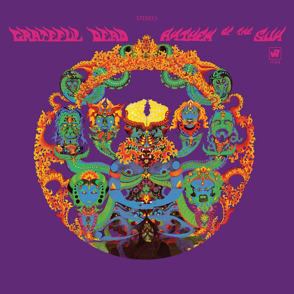 Grateful Dead - Anthem Of The Sun (50th Anniversary) (picture Disc)