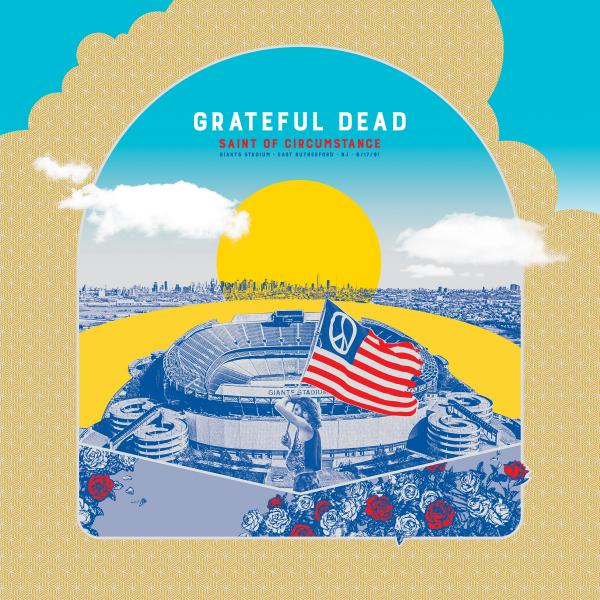 Grateful Dead Grateful Dead - Giants Stadium 6/17/19 (5 Lp, 180 Gr) grateful dead grateful dead skeletons from the closet colour