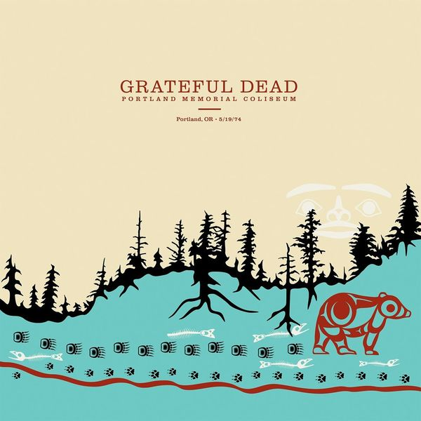 Grateful Dead Grateful Dead - Portland Memorial Coliseum, Portland, Or, 5/19/74 (6 Lp, 180 Gr) grateful dead grateful dead grateful dead records collection 5 lp