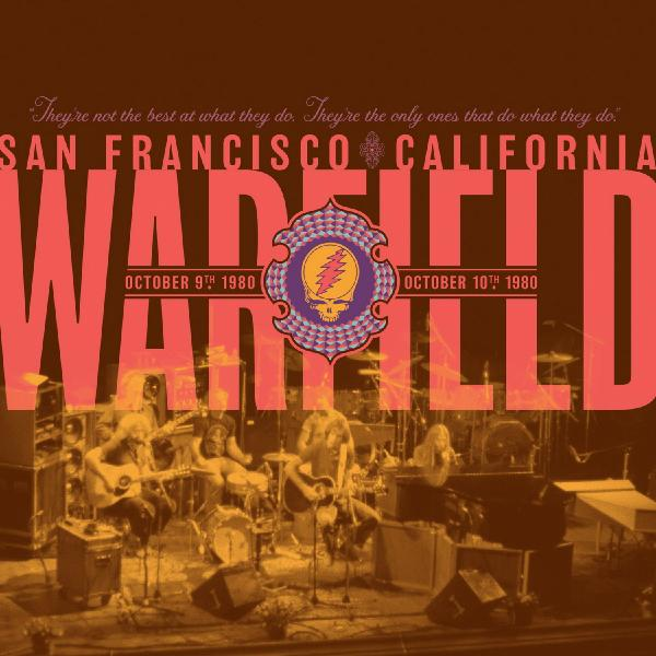 Grateful Dead - The Warfield, San Francisco, Ca 10/9/80 10/10/80 (2 Lp, 180 Gr)