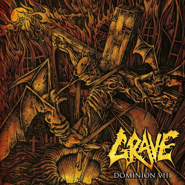 GRAVE - Dominion Viii (180 Gr)