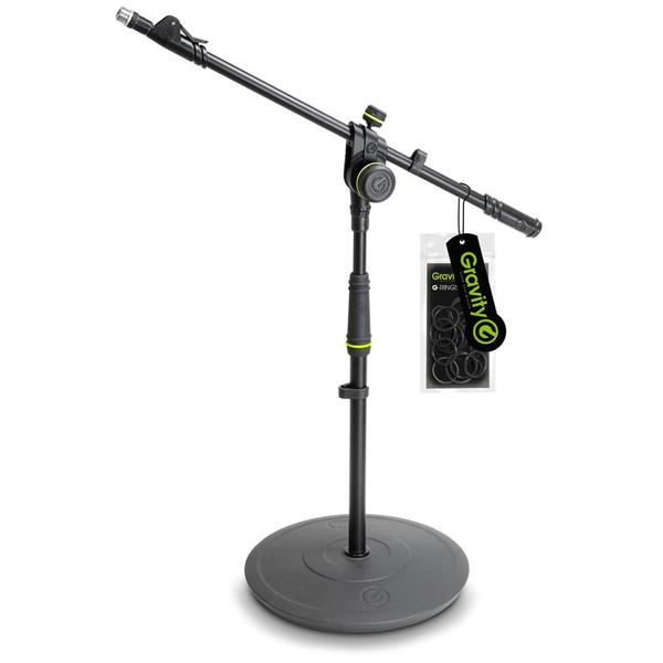 Микрофонная стойка Gravity GMS2222B