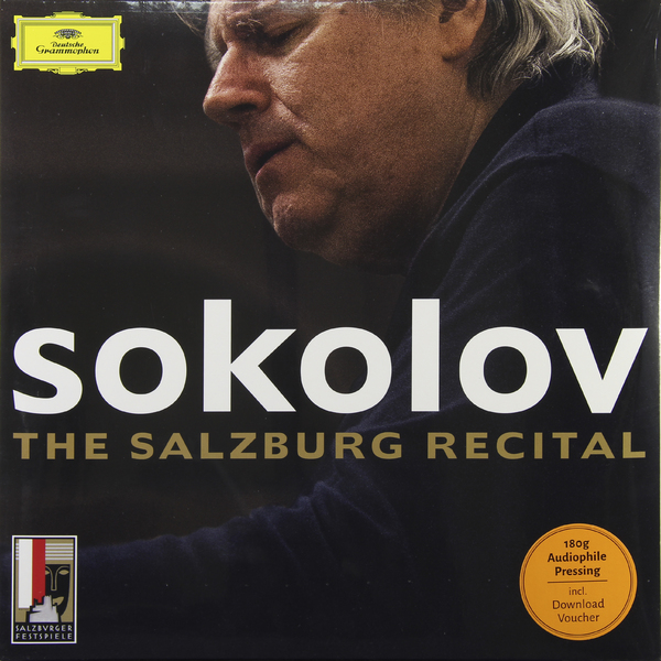 Григорий Соколов СоколовGrigory Sokolov-the Salzburg Recital (2 Lp, 180 Gr)