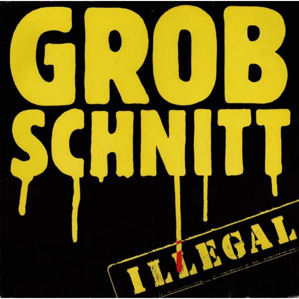 Grobschnitt - Illegal (2 LP)