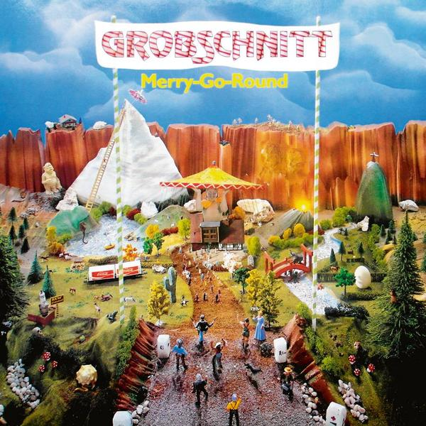 Grobschnitt - Merry-go-round (2 LP)