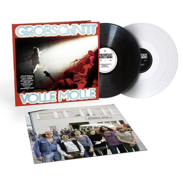 лучшая цена Grobschnitt Grobschnitt - Volle Molle (2 LP)