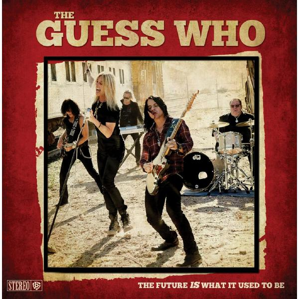 Guess Who Guess Who - Future Is What It Used To Be (colour) guess what 3 class audio cds