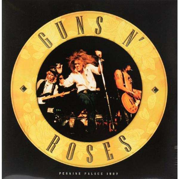 Guns N Roses - Perkins Palace 1987 (2 LP)