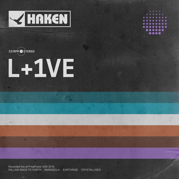 HAKEN HAKEN - L+1ve (lp+cd) matrox m9138 lp 1gb видеокарта m9138 e1024laf