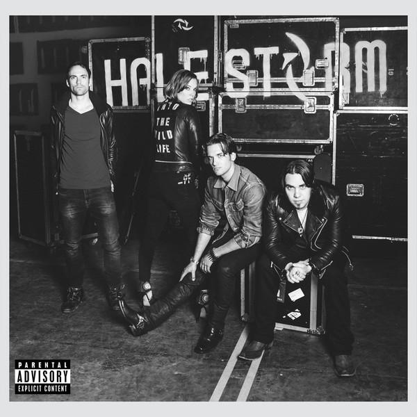 лучшая цена Halestorm Halestorm - Into The Wild Life (2 Lp+cd)