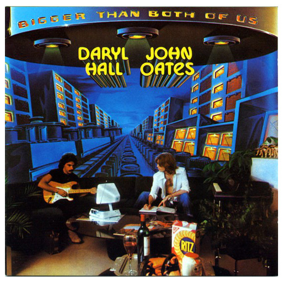 Daryl Hall John Oates Daryl Hall John OatesHall Oates - Bigger Than Both Of Us (180 Gr)