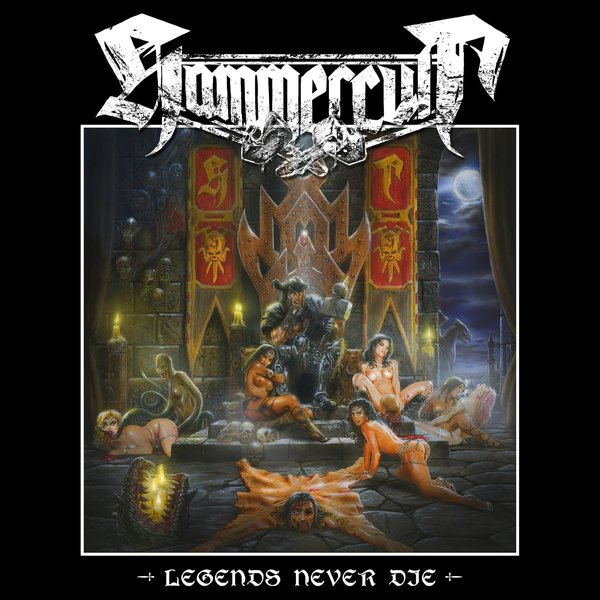 Hammercult - Legends Never Die (lp+cd)