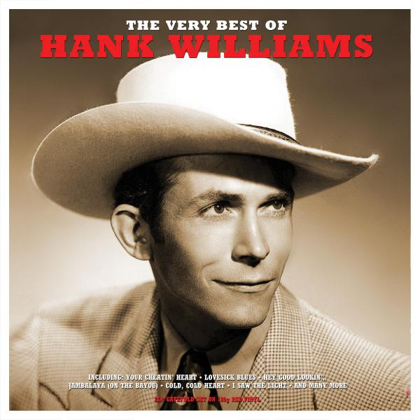 Hank Williams - The Very Best Of (2 Lp, Colour)