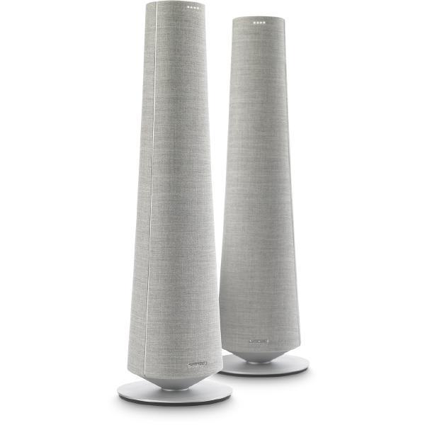 Беспроводная Hi-Fi акустика Harman Kardon Citation Tower Grey цена