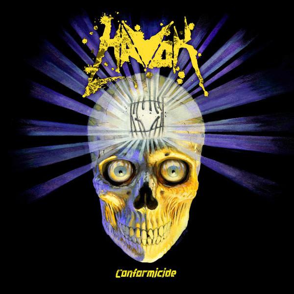 лучшая цена HAVOK HAVOK - Conformicide (2 Lp+cd)