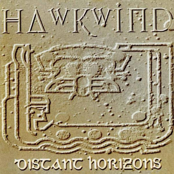 Hawkwind Hawkwind - Distant Horizons (2 Lp, Colour) hawkwind hawkwind astounding sounds amazing music 2 lp