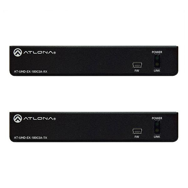 Комплект для передачи HDMI по витой паре Atlona AT-UHD-EX-100CEA-KIT