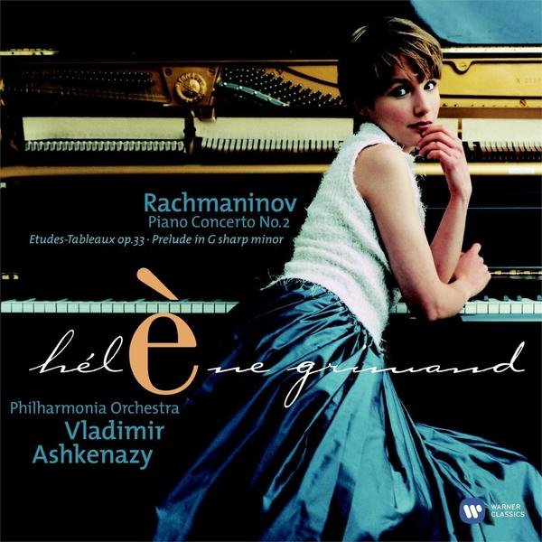 лучшая цена Rachmaninov RachmaninovHelene Grimaud - : Piano Concerto No.2