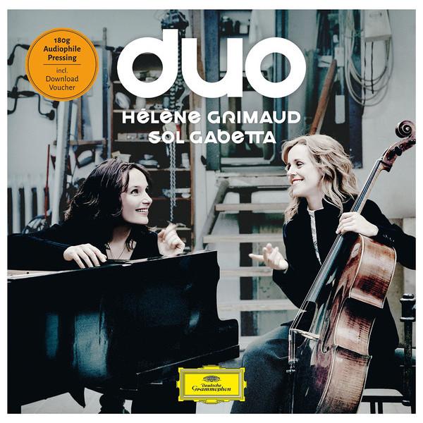 цена Helene Grimaud Sol Gabetta Helene Grimaud Sol Gabetta - Duo (2 LP) онлайн в 2017 году