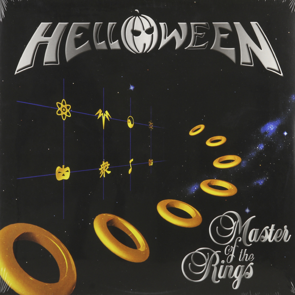 лучшая цена Helloween Helloween - Master Of The Rings