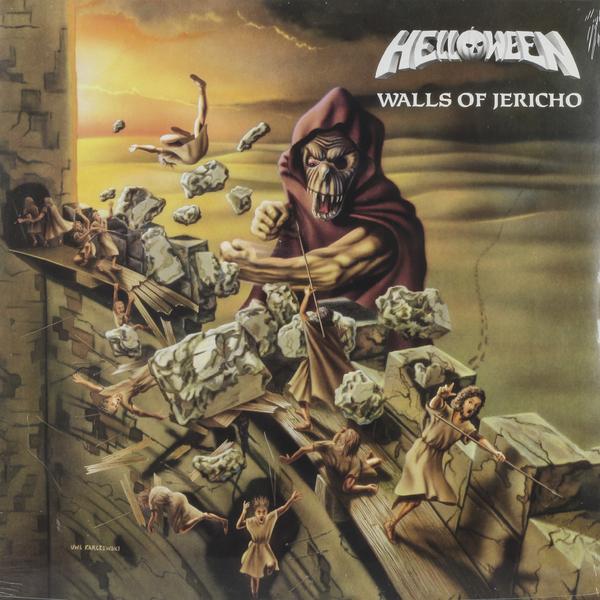 лучшая цена Helloween Helloween - Walls Of Jericho