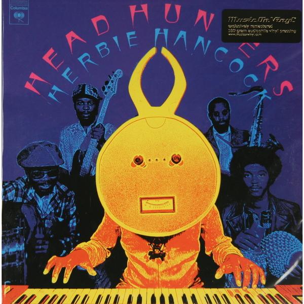 купить Herbie Hancock Herbie Hancock - Headhunters (180 Gr, Remastered) онлайн