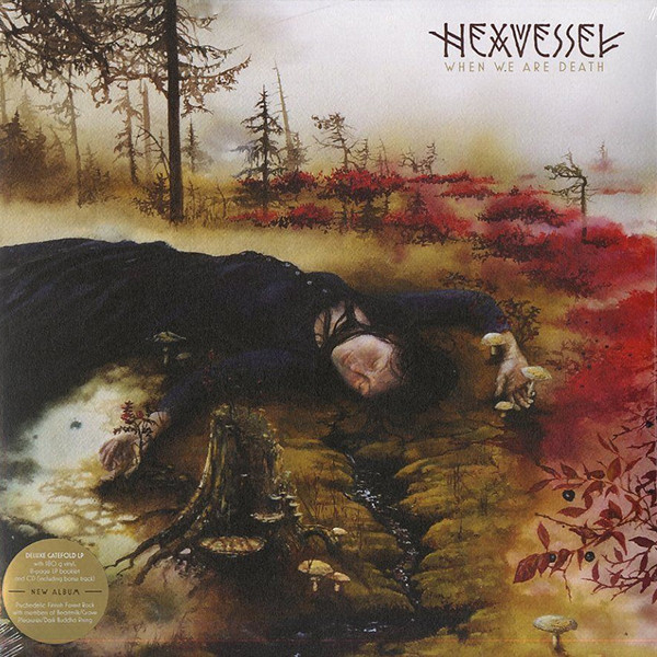 Hexvessel Hexvessel - When We Are Death (lp+cd) bombus bombus repeat until death lp cd