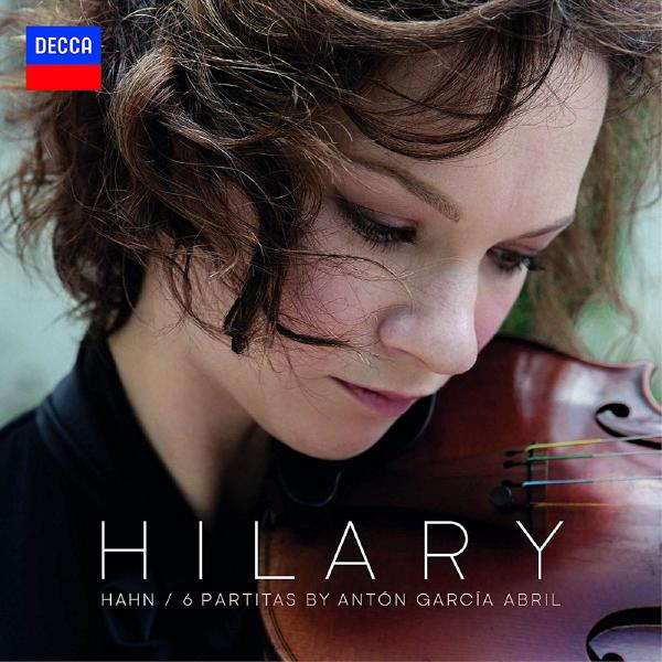 Hilary Hahn - Abril: 6 Partitas For Violin Solo
