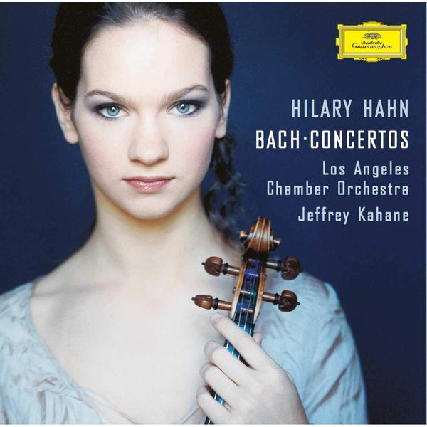 BACH BACHHilary Hahn - : Violin Concerto No.1 2; Concerto For 2 Violins g zucchi andante and variations and 2 duos for 2 violins