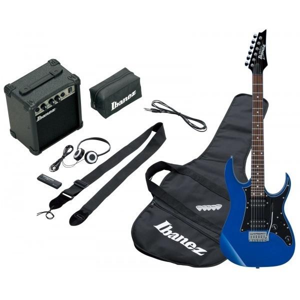 Гитарный комплект Ibanez IJRG200U BLUE NEW JUMPSTART