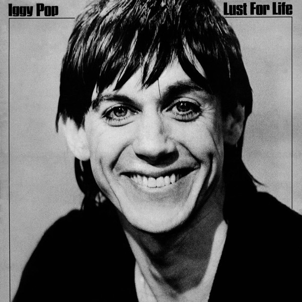 Iggy Pop Iggy Pop - Lust For Life цена и фото