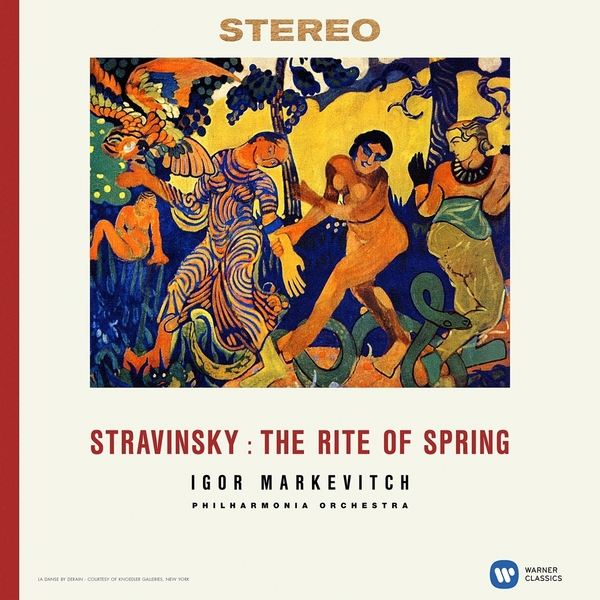 Stravinsky StravinskyIgor Markevitch - : The Rite Of Spring (180 Gr)