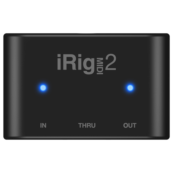 Мобильный аудиоинтерфейс IK Multimedia iRig MIDI 2