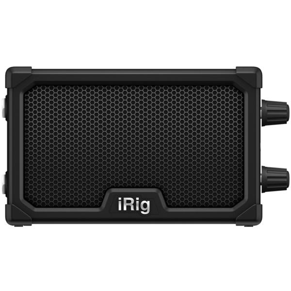 Гитарный мини-усилитель IK Multimedia мини-комбоусилитель iRig nano Amp
