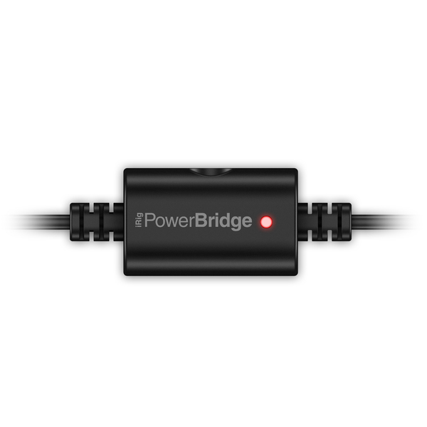 Адаптер питания IK Multimedia iRig PowerBridge ik multimedia irig keys 37 pro usb