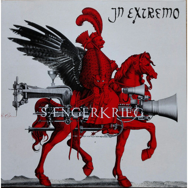 In Extremo In Extremo - Sangerkrieg цена
