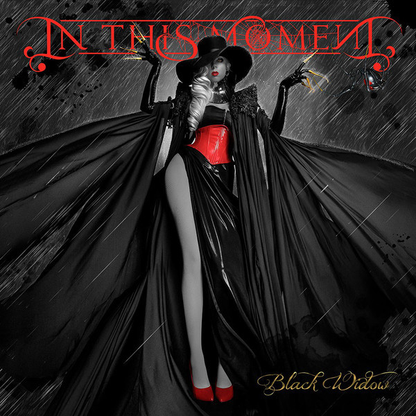 лучшая цена In This Moment In This Moment - Black Widow (2 Lp, 180 Gr)