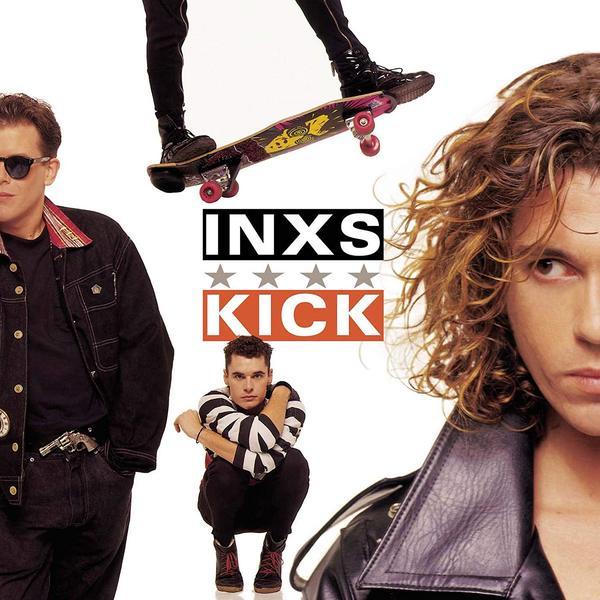 INXS - Kick (colour)
