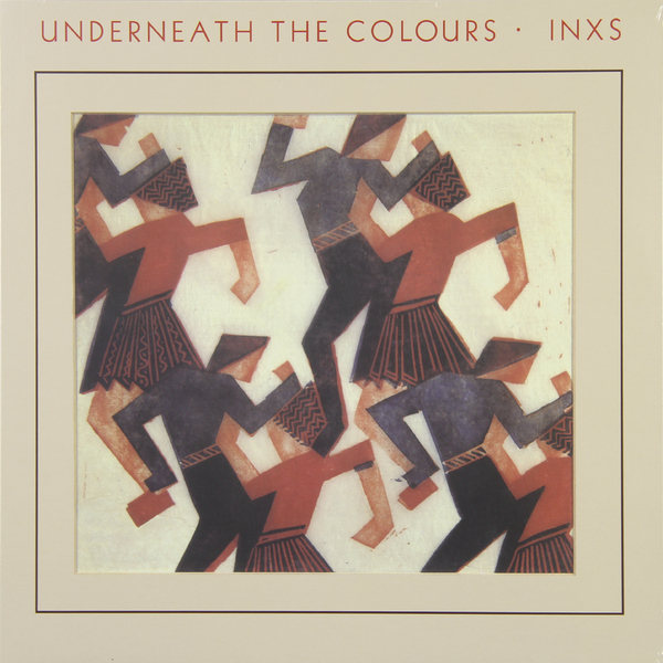 INXS INXS - Underneath The Colours inxs inxs underneath the colours