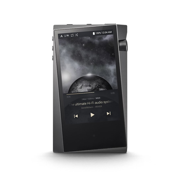 Портативный Hi-Fi плеер iriver Astell&Kern A&norma SR15 64Gb Dark Gray