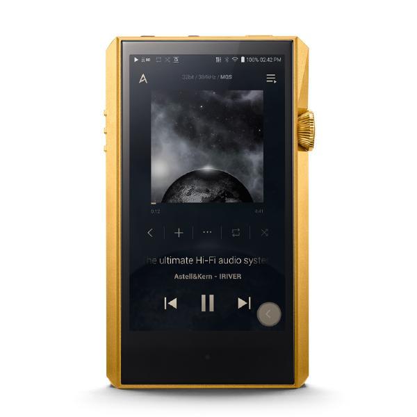 Портативный Hi-Fi плеер iriver Astell&Kern A&ultima SP1000M 128Gb Gold