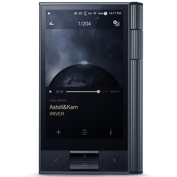 Портативный Hi-Fi плеер iriver Astell&Kern KANN 64Gb Astro Silver