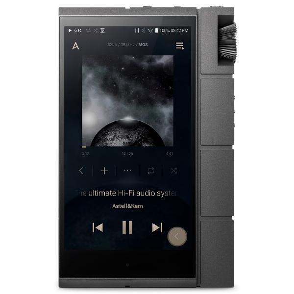 Портативный Hi-Fi плеер iriver Astell&Kern KANN CUBE 128Gb Wolf Gray